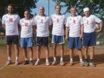 Muži: Pelant, Čerych T., Čerych J., Borovička, Martínek L., Staněk