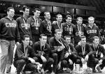 Mistři světa 1966 – Josef Musil v horní řadě druhý zprava