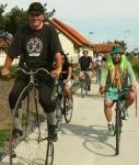 Otevření cyklostezky 30.8.2012